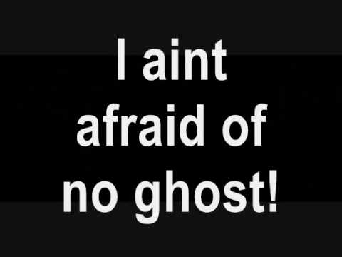 Ghostbusters lyrics