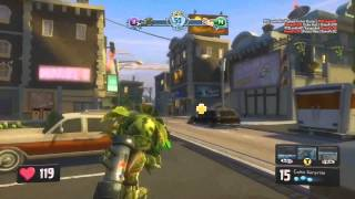 Plants vs. Zombies Garden Warfare [PEGI 7] - Xbox 360 Gameplay & Commentary