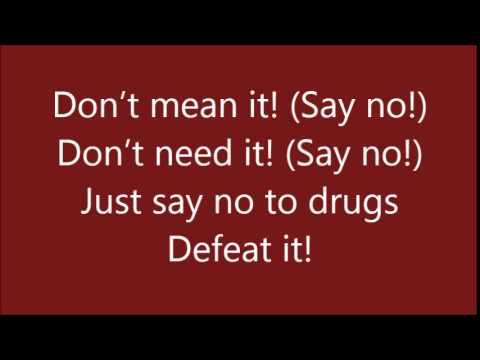 Just Say NO!  Michael Jackson Lyrics!