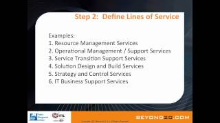 8 Steps for Building a Successful Service Catalog(, 2015-02-10T17:57:31.000Z)