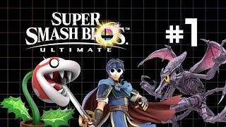 Super Smash Bros Ultimate - Part 1 - Fake Smash Balls EVERYWHERE!