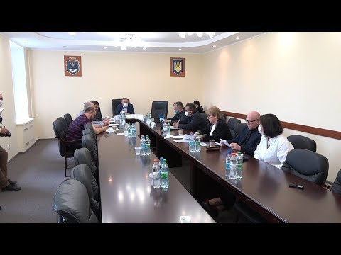 ТРК НІС-ТВ: Объектив 21 05 20 Медкомиссия облсовета