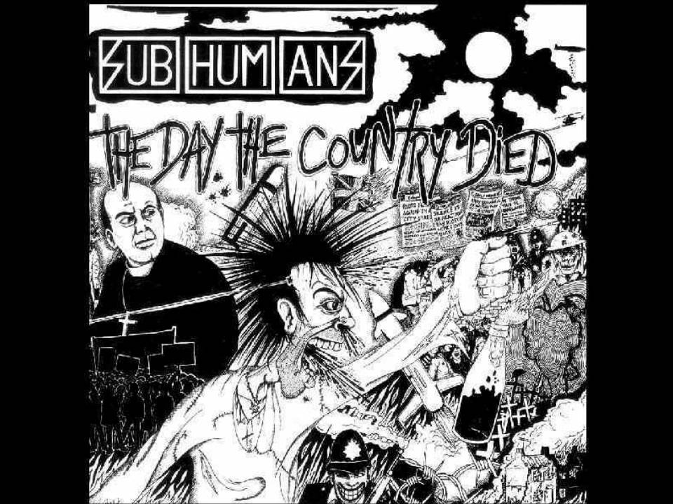 Subhumans - Zyklon B Movie