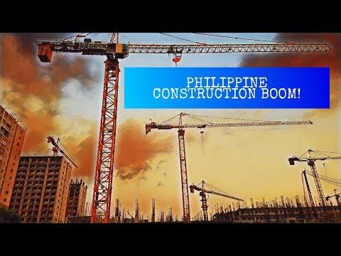 Philippine Construction Boom!