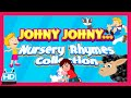 Best Nursery Rhymes Collection - Johny Johny Yes Papa and more | Kids Hut
