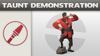 Taunt Demonstration: Fresh Brewed Victory