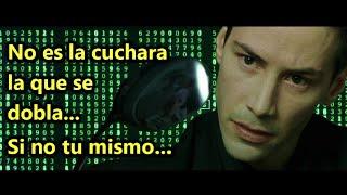 Matrix nos dijo la verdad