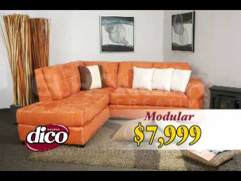 Spot tv muebles dico dise adores youtube for Precios de recamaras en muebles dico