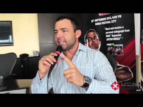GAMES12: Interview with WWE Superstar Santino Marella