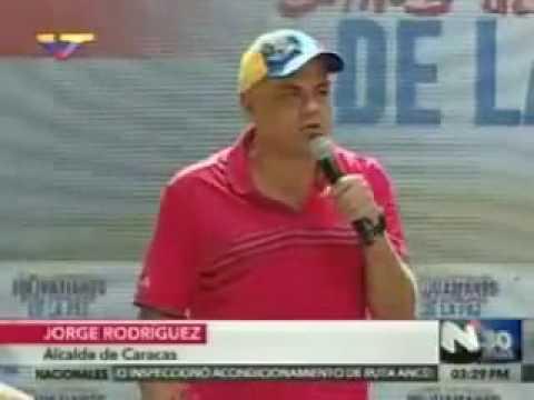 """Jorge Rodríguez: """"Colombianos en Venezuela serán incorporados al Congreso de la Patria"""""""