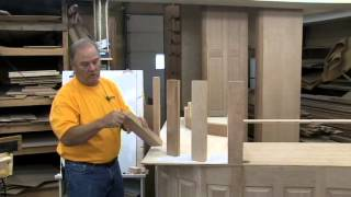 Sommerfeld's Tools For Wood - Curved Cabinets Made Easy With Marc Sommerfeld - Part 1
