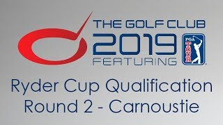 The Golf Club 2019 - Ryder Cup Qualifier 2
