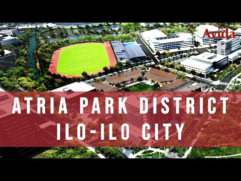 Atria Park District in Iloilo City