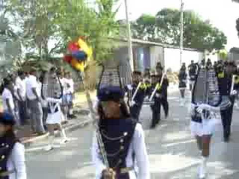 Banda Marcial Del Francisco Javier Cisneros