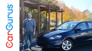 2016 Dodge Dart | CarGurus Test Drive Review