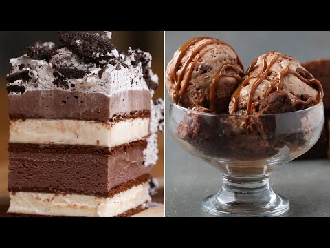 Easy Ice Cream Recipes For Summer • Tasty