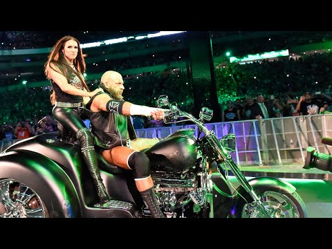 WrestleMania 33 music montage with Saints of Valory WWE Network Exclusive