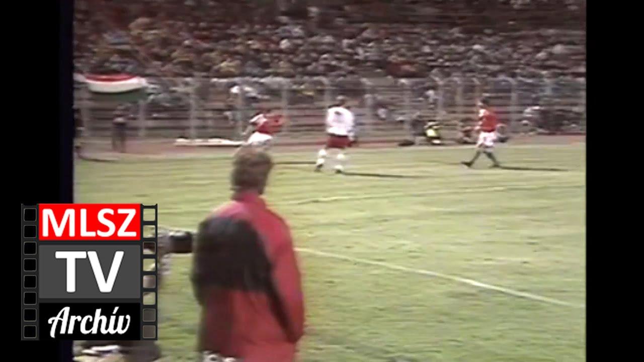 Magyarország-Lettország | 3-1 | 1995. 03. 08 | MLSZ TV Archív