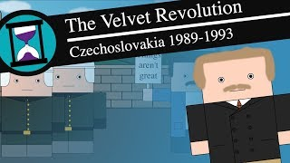 The Velvet Revolution and Breakup of Czechoslovakia - History Matters (Short Animated Documentary)