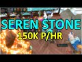 Runescape: Mining Seren Stone - 150k EXP p/Hr