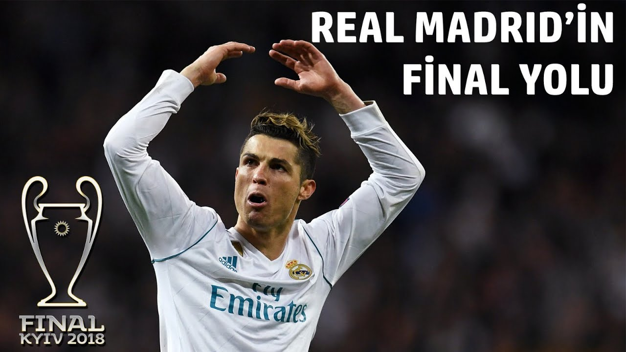 Real Madrid'in UEFA Şampiyonlar Ligi Final Yolu