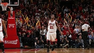 Jimmy Butler Scores Playoff Career High 31-points in Game 2