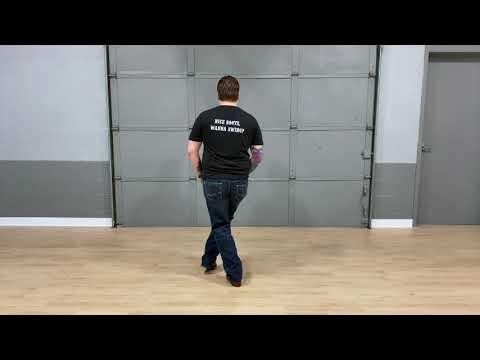 Fireball Line Dance Tutorial