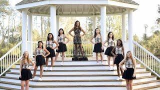 Yasmin Johnson's Quince entrance dance 12/2015