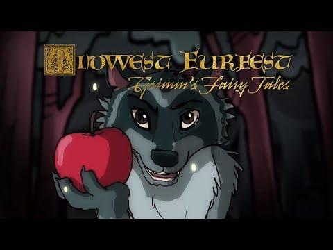 """Grimm's Fairy Tales"" an animation by JibKodi"