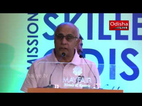 Subroto Bagchi - Roadmap of Odisha Skill Development Authority - Skilled in Odisha