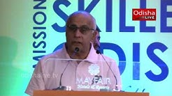 Subroto Bagchi - Roadmap of Odisha Skill Development Authority - Skilled in Odisha