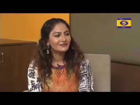 Actress Riyana Shukla in Hello Odisha