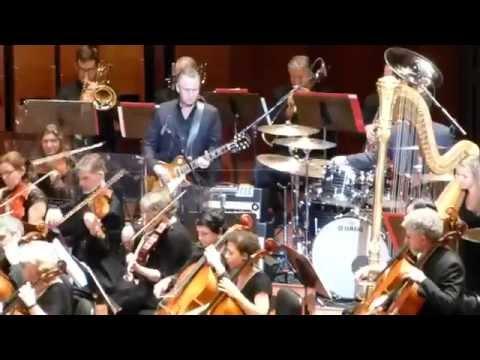 Sonic Evolutions - Seattle Symphony W/Mike McCready - Waking The Horizon 1-30-2015