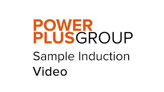 Www.powerplusinductions.com an induction video is a great way of delivering company information simply, quickly and concisely. if you've ever done regular in...