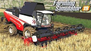 Rosyjski kombajn - Farming Simulator 19 | #49