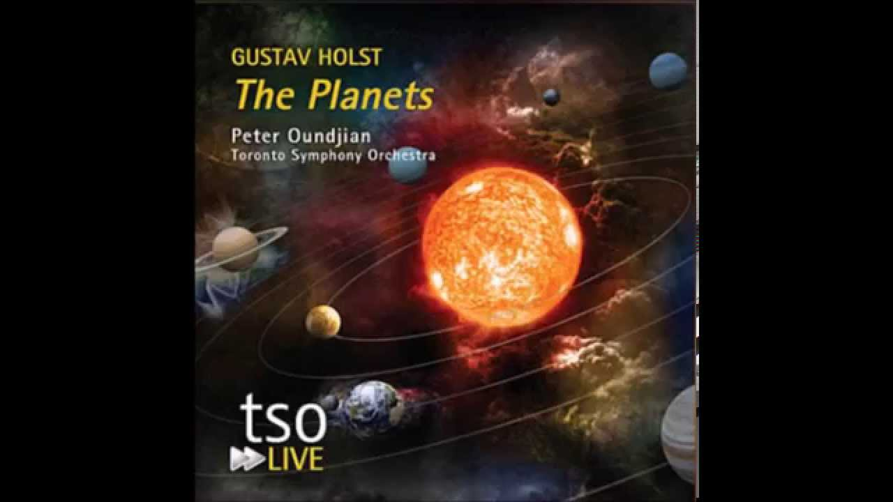 youtube holst planets - photo #5