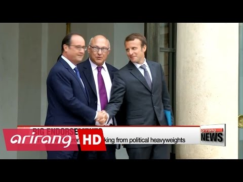 Le Pen 'steps aside' as party leader, divided endorsements for two candidates