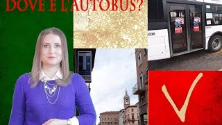 Итальянский для путешествий с нуля  Урок 3