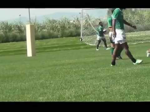 Antwun Baker Rugby 7's Highlights