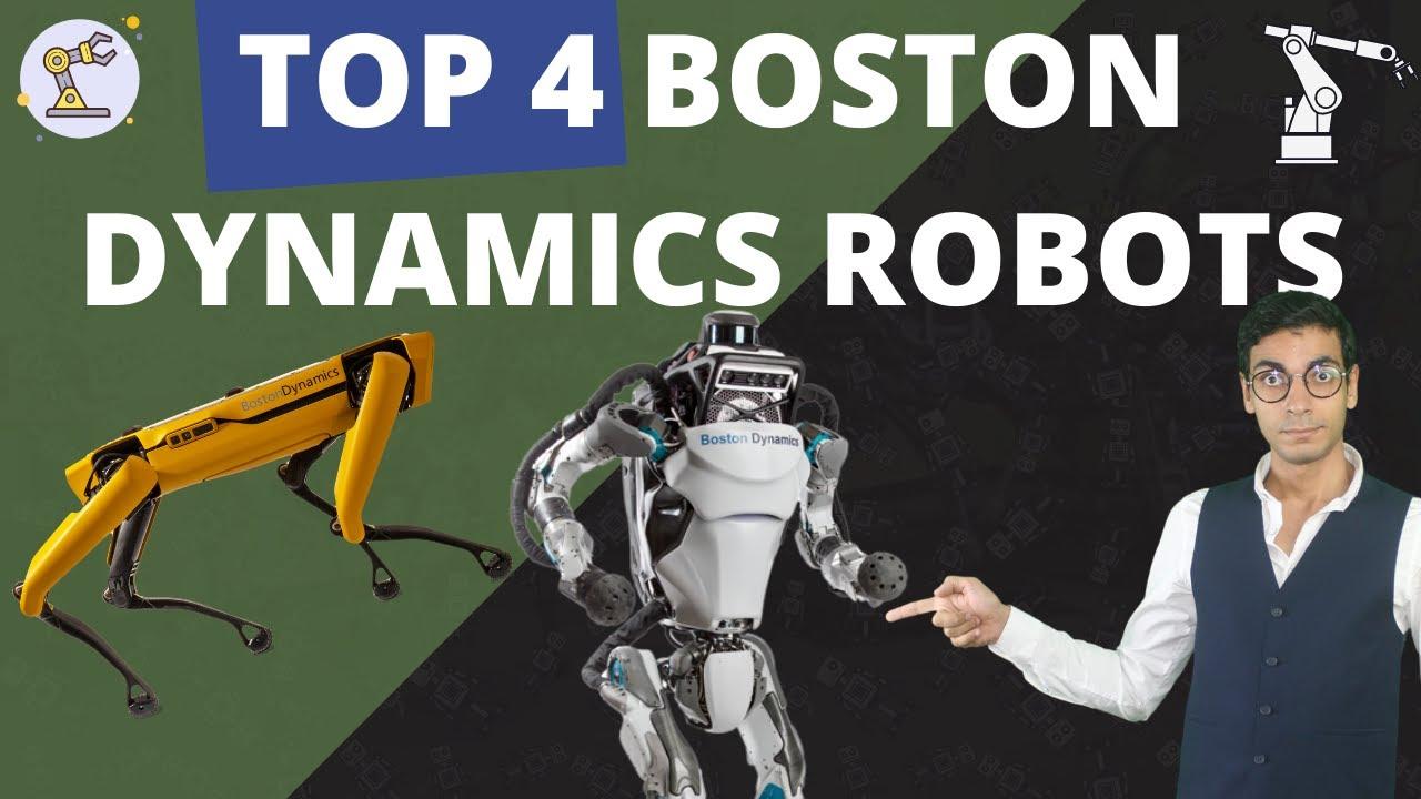 Watch Boston Dynamics' humanoid robots perform an elaborate ...