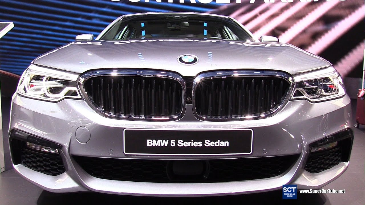 2018 bmw 540i xdrive. wonderful 2018 2018 bmw 5 series 540i sedan  exterior and interior walkaround debut at  2017 detroit auto show youtube with bmw xdrive