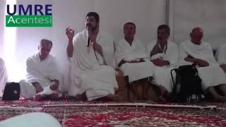 Hac 2014 - Arafat Vakfesi - M.Fatih Çıtlak Hocaefendi