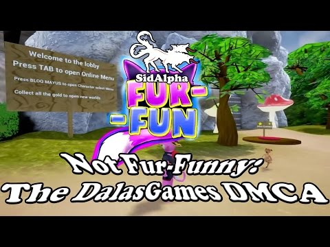 Not Fur-Funny: The DalasGames DMCA