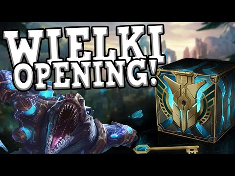 HEXTECH OPENING! CO WYPADŁO? + Giveaway Na Rp
