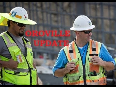 "Oroville Update 13 Sept ""The RCC Race is ON!"""