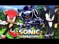 MODS En Sonic Generations 2 HD mp3