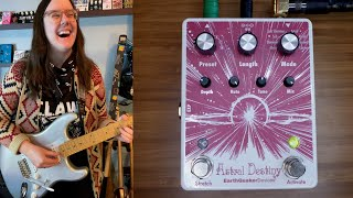 Earthquaker Devices Astral Destiny Demo and Review