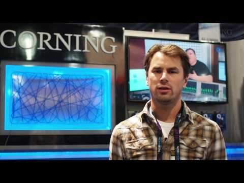 NAB 2016 - Corning Optical Cables