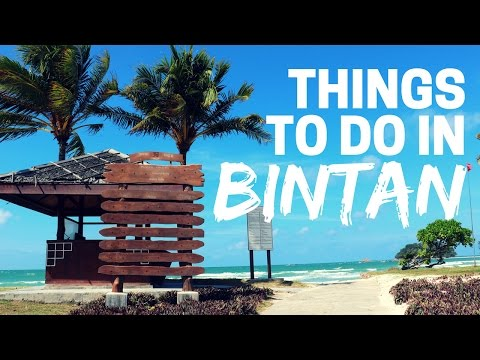 Bintan Island Tour - Things to Do and See While Staying in Bintan Resorts