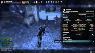ESO: The Army of Meridia (Into the Woods Quest) #1
